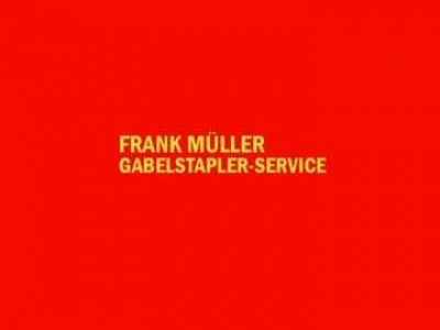 Frank Müller Gabelstapler-Service