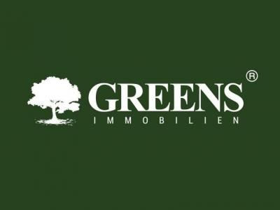 GREENS Immobilien Logo