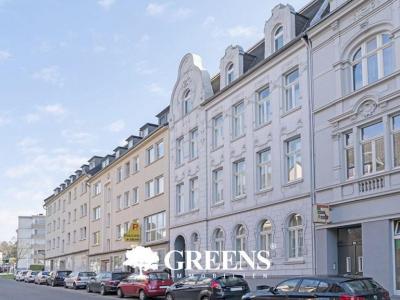 Altbau-Wohnung in Innenstadtnähe