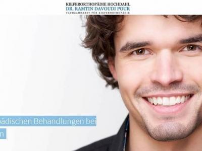 Kieferorthopädie Hochdahl Dr. Ramtin Davoudi-Pour