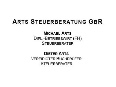 ARTS Steuerberatung GbR