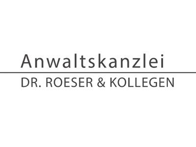 Anwaltskanzlei Dr. Roeser & Kollegen