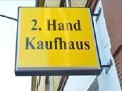 2. Hand Kaufhaus