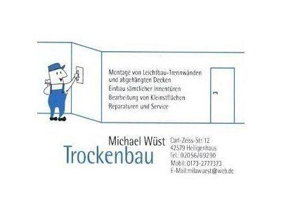 Michael Wüst Trockenbau