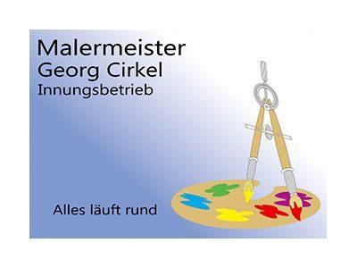 Malermeister Georg Cirkel