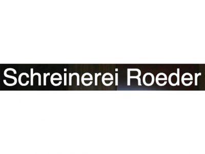 Schreinermeisterbetrieb Roeder