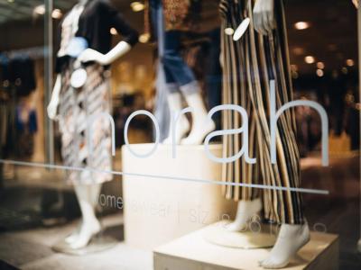 Norah Fashion im BERO-Zentrum