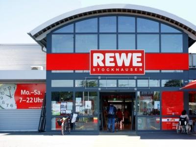 REWE Stockhausen / Stockies Bistro Neuenhausplatz - Unterfeldhaus