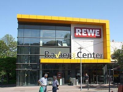 REWE Stockhausen / Stockies Bistro Bongardstraße - Alt Erkrath