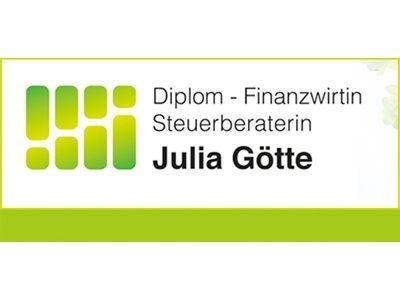 Diplom - Finanzwirtin - Steuerberaterin Julia Götte