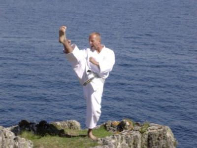 Zen Kampfkunst Dojo
