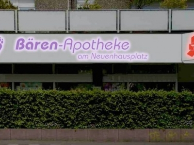 Bären-Apotheke am Neuenhausplatz