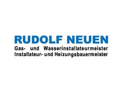 Rudolf Neuen Gas- und Wasserinstallateurmeister