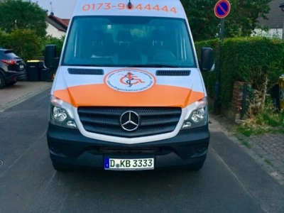 KBM Krankenbeförderungsmanagement