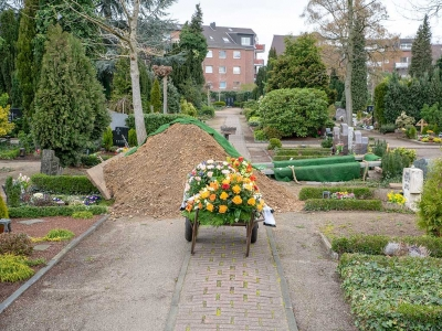 Friedhofsgärtner/in gesucht
