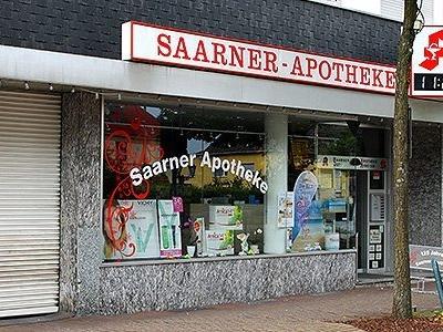 Saarner Apotheke Martina Floret e.K.