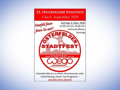 35. Osterfelder Stadtfest