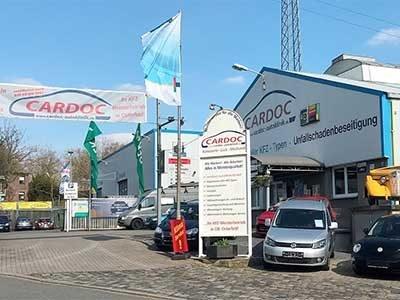 Stellenangebote von CARDOC Autoklinik