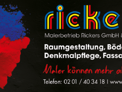 Malerbetrieb Rickers GmbH & Co.KG
