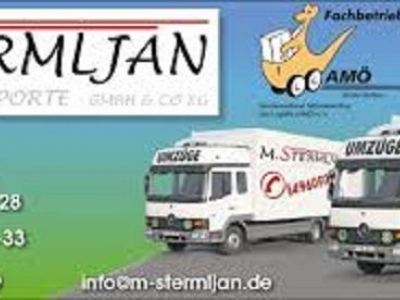 Umzüge M. Stermljan