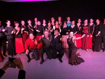 Centro Flamenco Maria del Mar