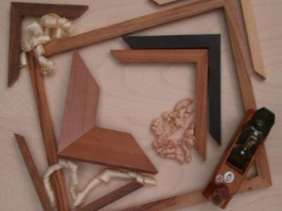 Holz- und Rahmen-Vogt
