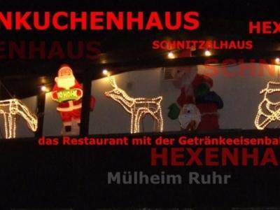 Pfannkuchenhaus Schnitzelhaus Hexenhaus