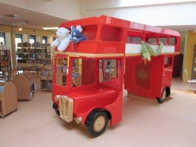 Schul- und Stadtteilbibliothek in der Gustav-Heinemann-Schule