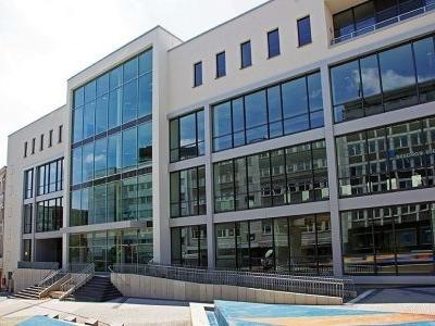Stadtbibliothek im MedienHaus