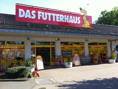 DAS FUTTERHAUS - Tierfutter und -zubehör