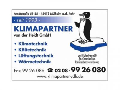 Klimapartner von der Heidt GmbH