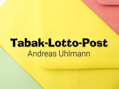 Lotto-Tabak-Post Andreas Uhlmann