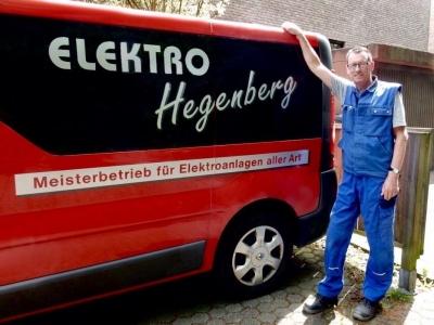 Elektroinstallationen Ralph Hegenberg