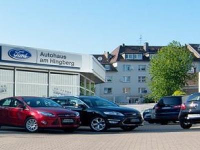 Autohaus am Hingberg GmbH