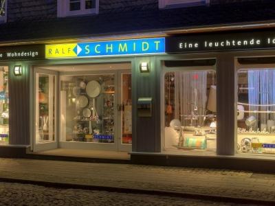 Ralf Schmidt Licht und Objekt