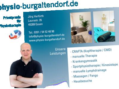 Praxis für Physiotherapie Jörg Verfürth