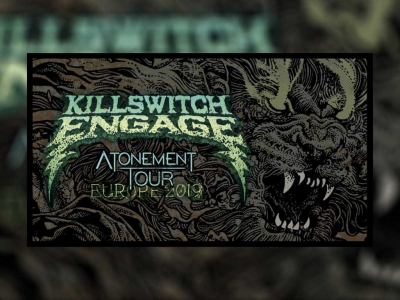 Killswitch Engage - Atonement Tour
