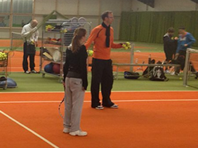 Tennis & Soccer Center Burgaltendorf