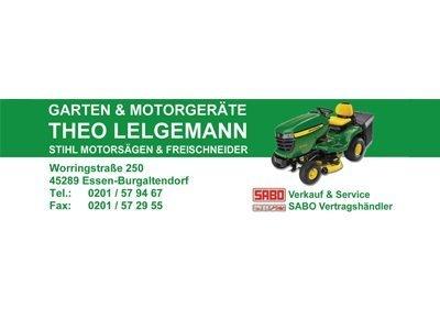 Garten + Motorgeräte Theo Lelgemann