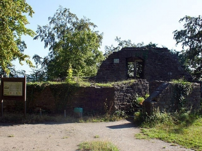 Die Isenburg