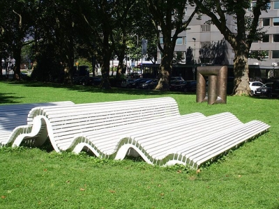 Kunst am Moltkeplatz