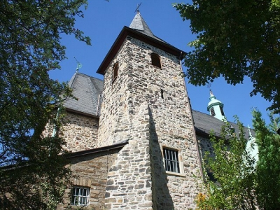 Stiftskirche Maria in der Not Stoppenberg