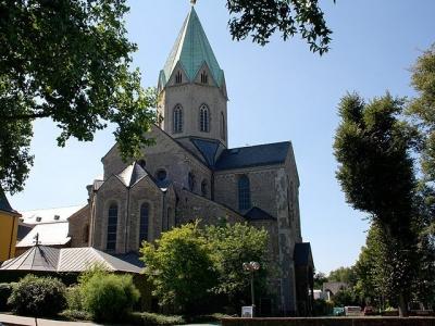 St. Martinszug der katholischen Gemeinde St. Ludgerus Essen-Werden