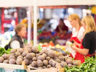 Heiligenhauser Wochenmarkt