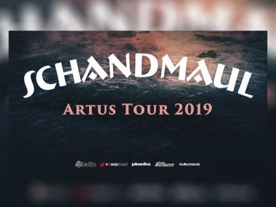 Schandmaul Artus Tour