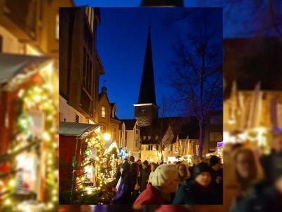 Adventsmarkt in der Altstadt