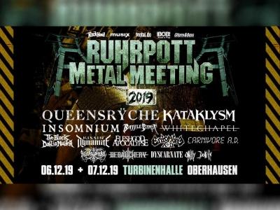 Ruhrpott Metal Meeting 2019