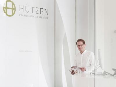 HÜTZEN Praxisklinik an der Ruhr