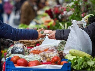 Wochenmarkt in Erkrath