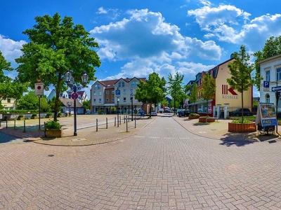 Dorf Saarn